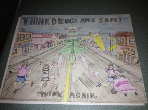 Drug Poster