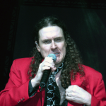 """Weird Al"" Yankovich live at Tim's Toyota Center in June 2009"