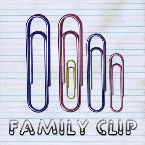 Family-clip