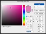 Color selector
