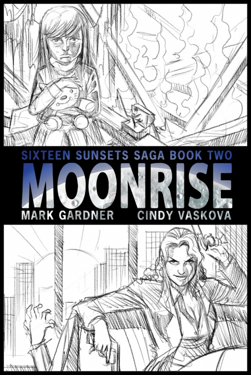 MOONRISE COVER PENCIL
