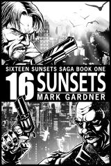 Sixteen Sunsets Inks